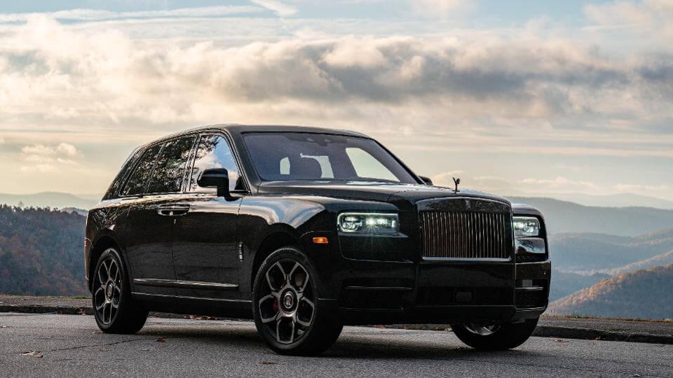Rolls-Royce Cullinan hire