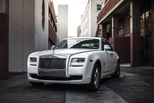 Rolls Royce ghost-