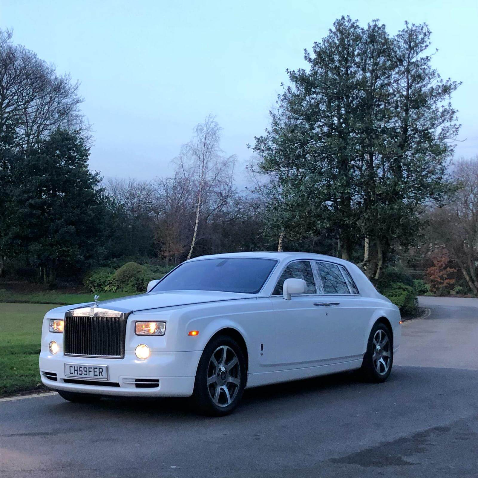 Rolls Royce phantom FIDE