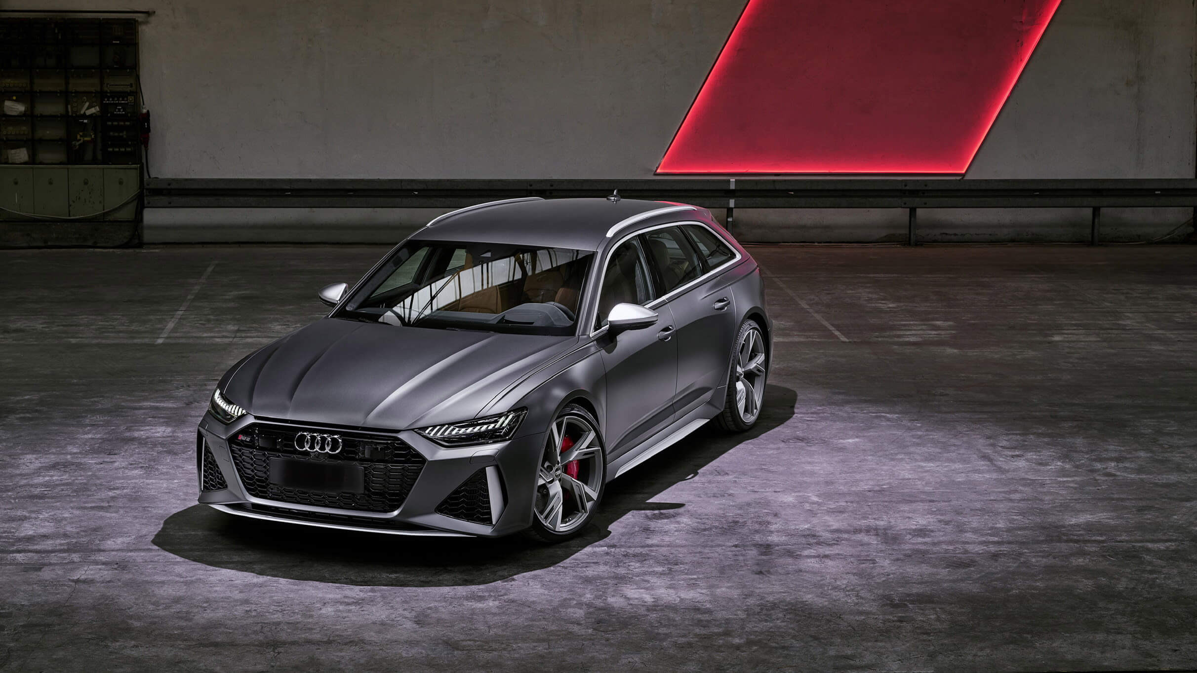 front-Audi RS6